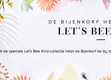 Let's Bee kind