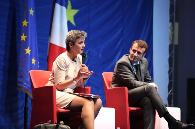 Parlons d'Europe 2015