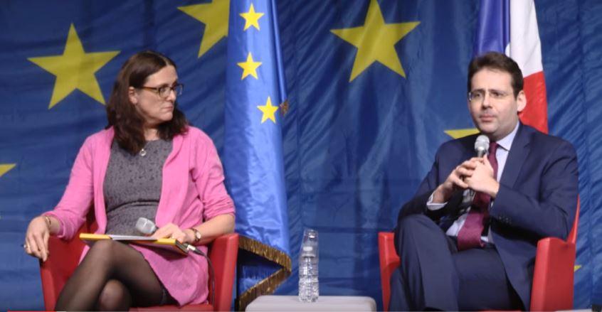 L'Europe dans la mondialisation