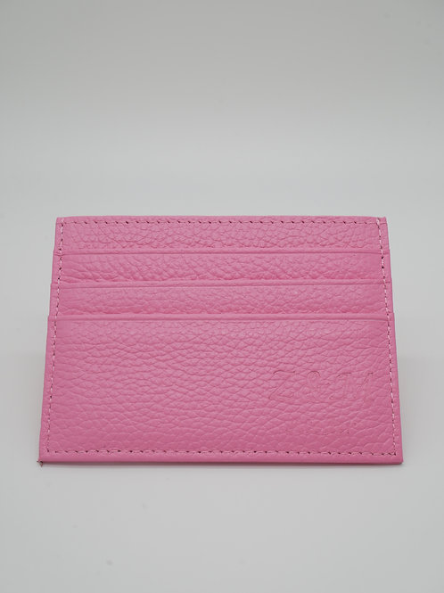 Tarjetero Baby Pink