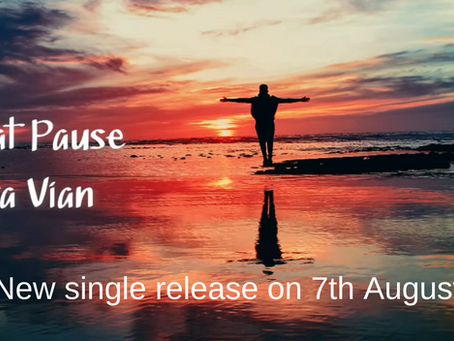The Great Pause -  New Single Release on 7th August