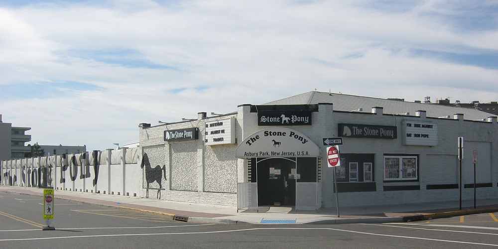 The Stone Pony @ Asbury Park