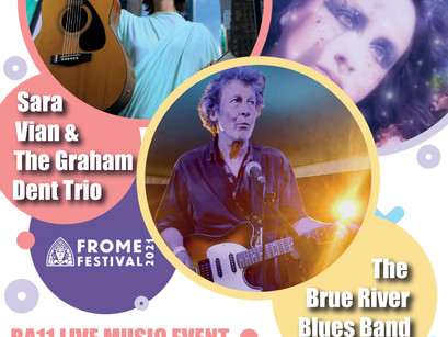 """""""BA11 Live"""" - 4th July 2021 (Frome Festival)"""
