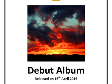 Debut Album now available at...