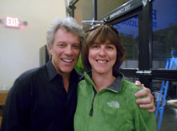 Meeting Jon Bon Jovi