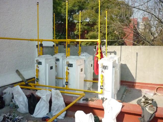 Gas Licuado trabajos CDMX