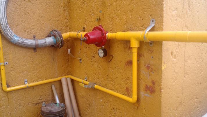 Regulador alta presión Gas LP