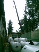 Intalaciones industriales gas lp