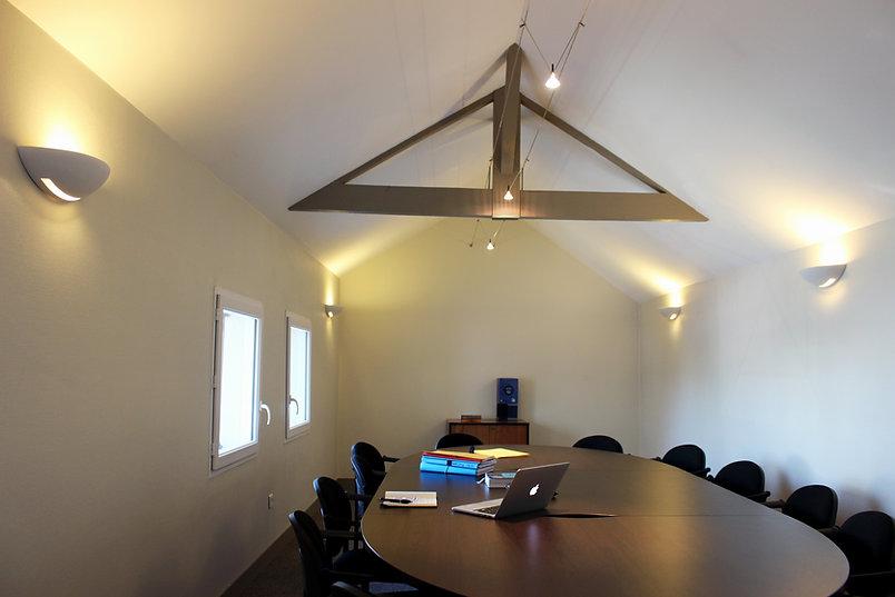 Salle de réunion du cabinet