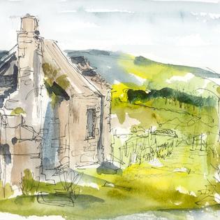 Sligo Ruins