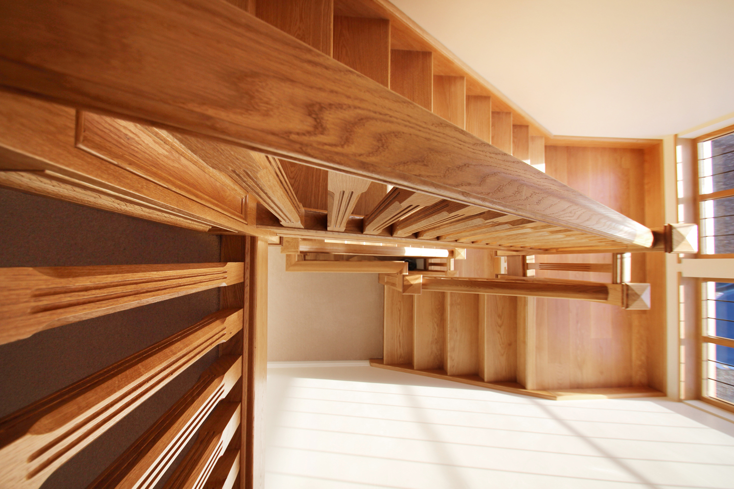 STAIRS JOINERY