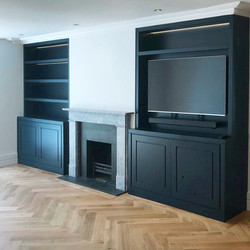 Bespoke Cabinetry, enclave joinery