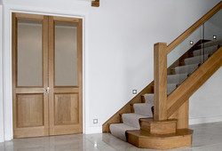 Updated staircase