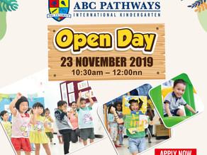 Open Day 2019 (23 Nov)