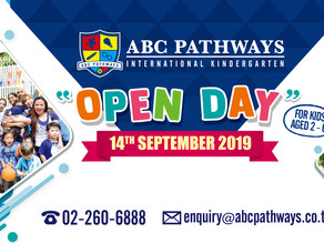 Open Day 2019 (14 Sep)