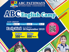 ABC English Camp (September-October 2020)