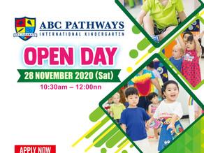 Open Day 2020 (28 Nov)