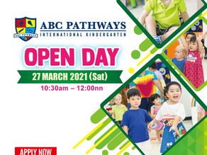 Open Day 2021 (27 March)