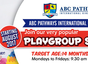 ABC English & Mandarin Playgroup