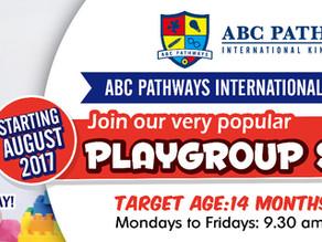 ABC English & Mandarin Playgroup