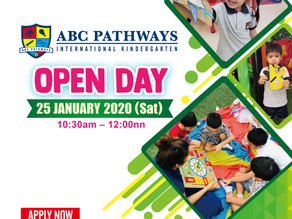 Open Day 2020 (19 Sept)