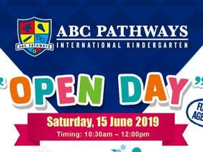 Open Day - 15 June 2019