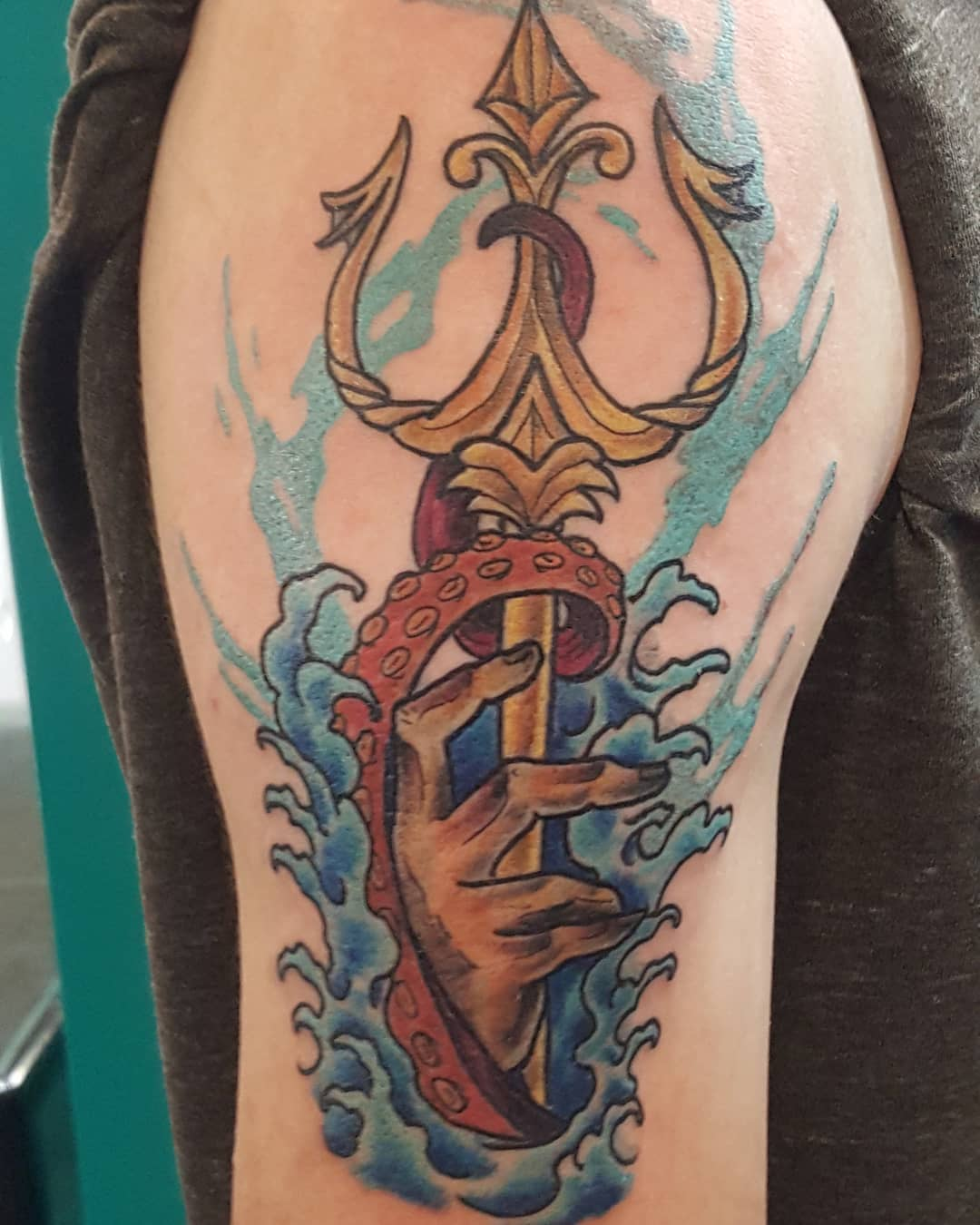Dennis Yi Adams Enigma Tattoo Piercing Studio Delmar Loop