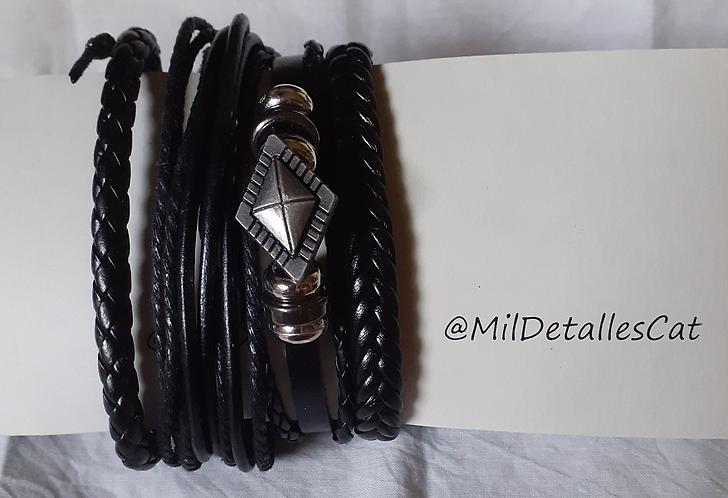 Leather Bracelet Code