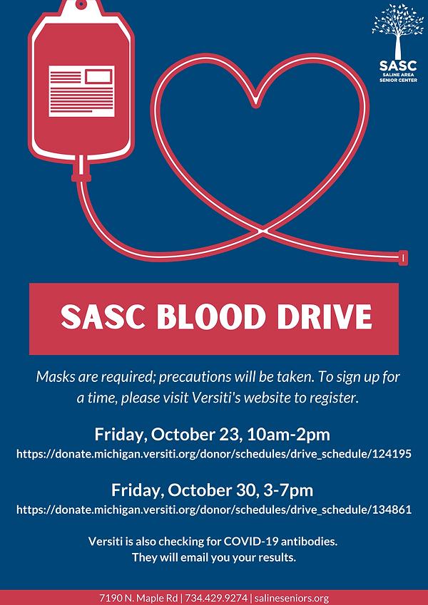 Blue Red Heart Shape World Blood Donor D