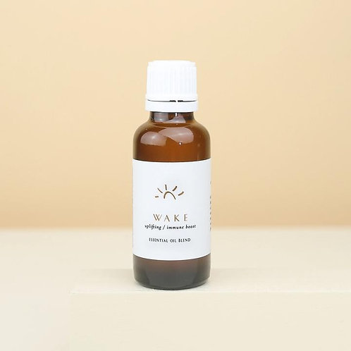 Wake Essential Oil Blend 30ml