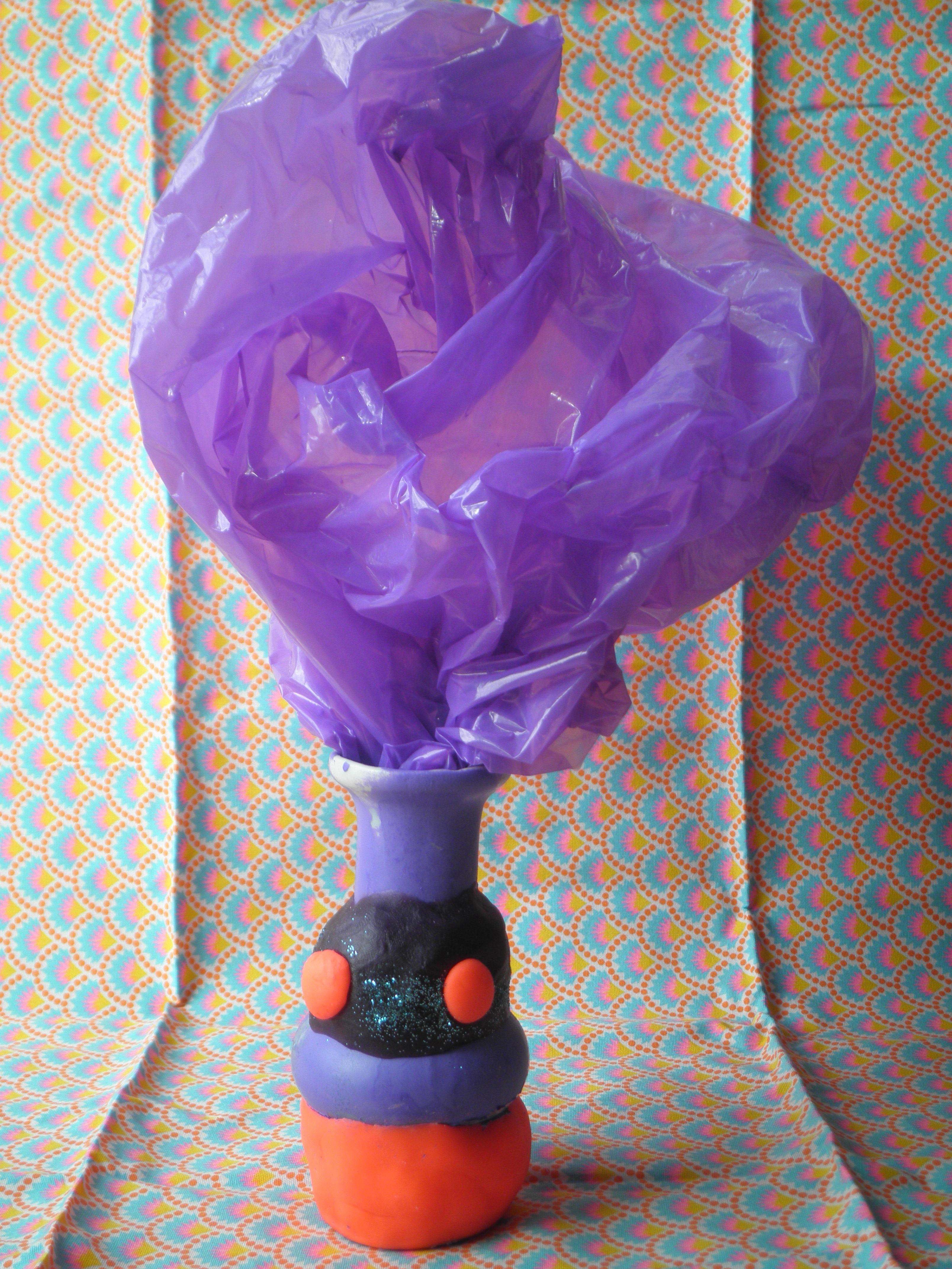 Vase magique