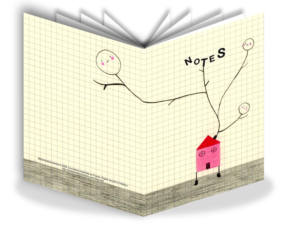carnet+maison