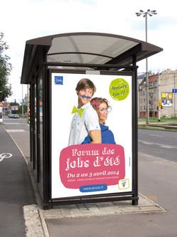 Forum jobs d'été Pessac 2014