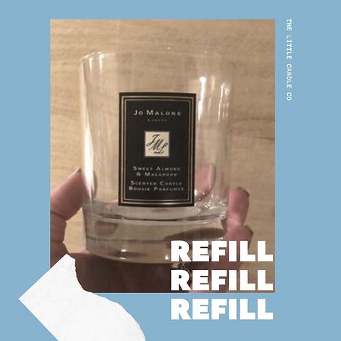 Custom Vessel Refill