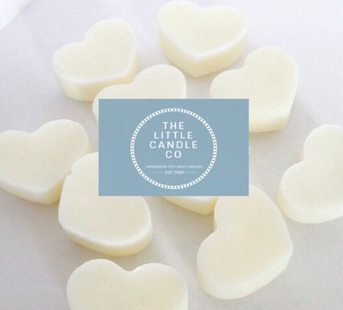 Pack of 10 Heart Melts