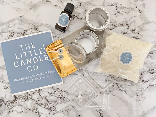 The Little Candle Co - Candle Making Set