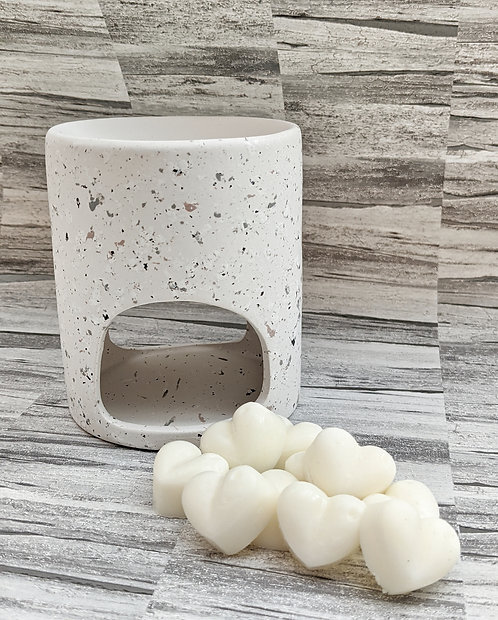 Wax Melt Burner & 20 Wax Melts