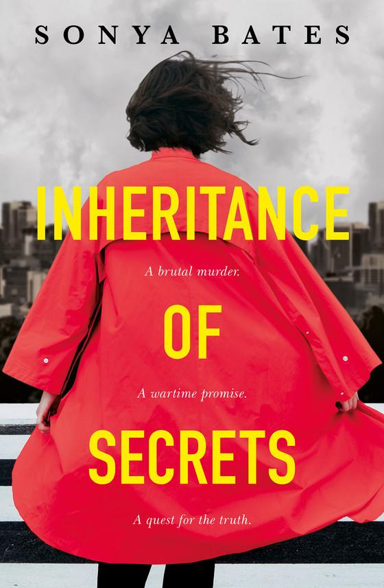 Sonya Bates - Inheritance of Secrets
