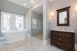 Franklin Avenue Master Bath