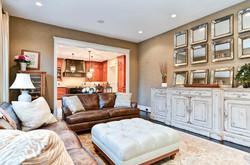 Massachusetts Avenue Living Space