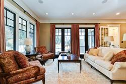 Massachusetts Avenue Living Room