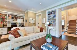 Massachusetts Avenue Family Room