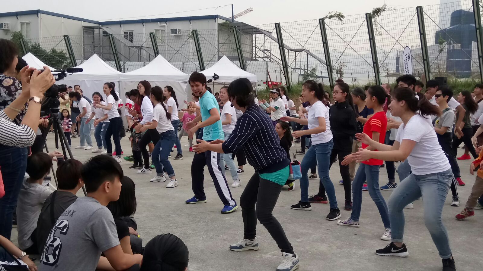 West Kowloon District Big Dance Day