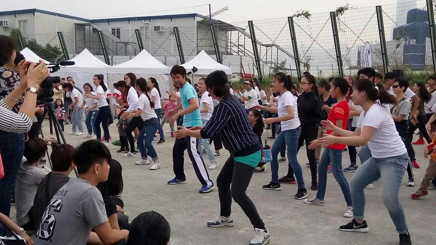 教室舞蹈體驗課
