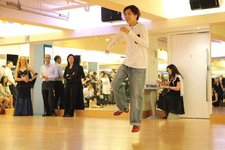Tap Dance Hong Kong