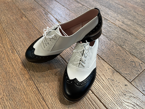 Bloch Charleston Tap Shoe