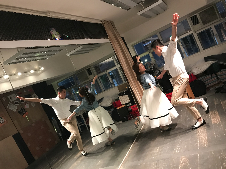 La La Land Tap Dancing