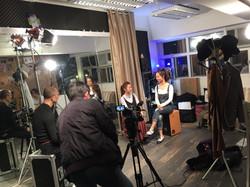 RTHK Tap Dance Interview Program