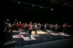 Tap Dance Performance