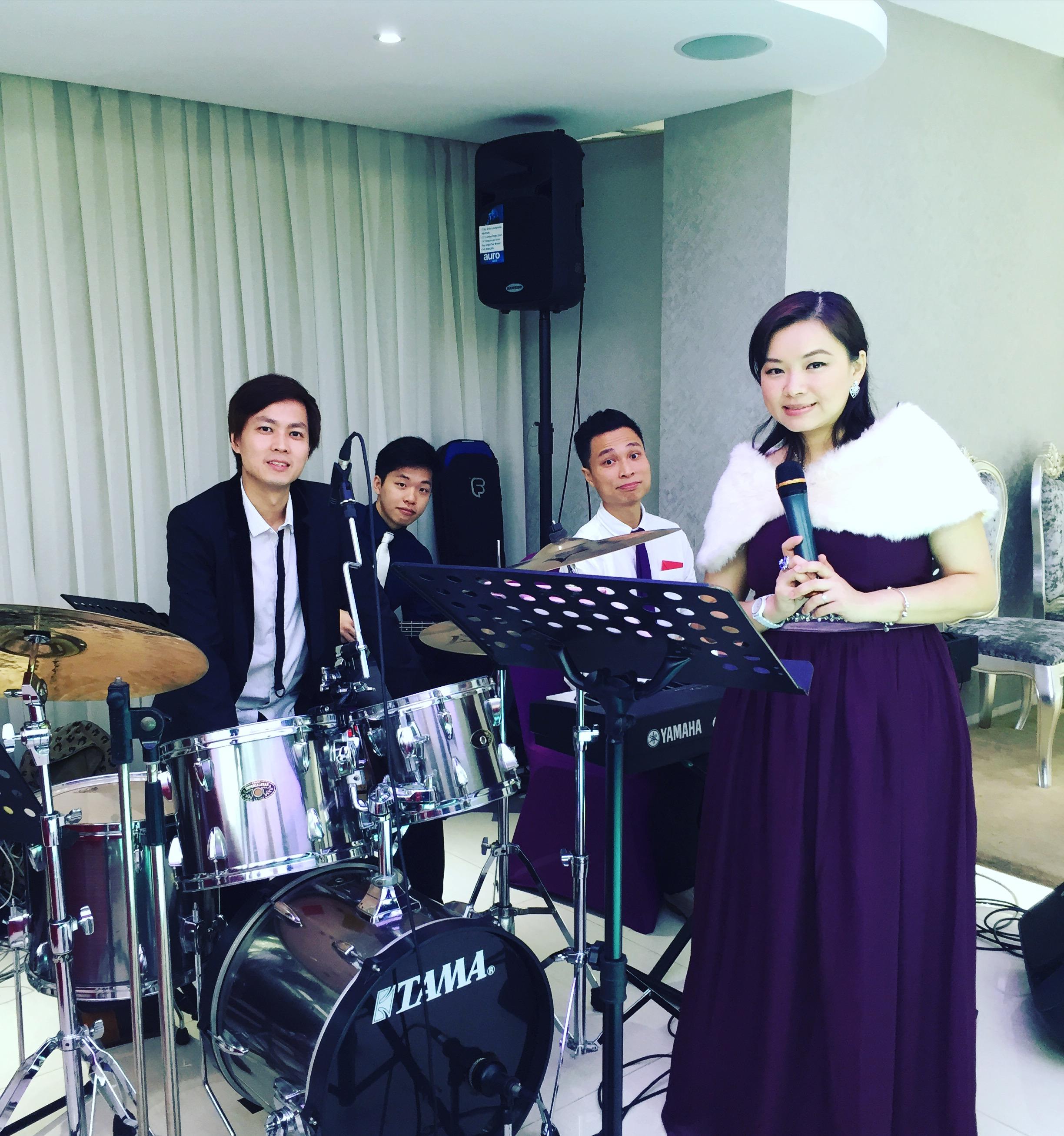 Live Band Performance
